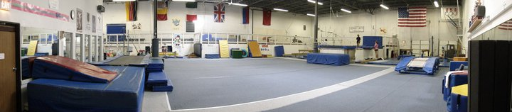 JETS Gymnastics facility